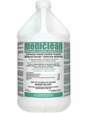 MEDICLEAN GERMICIDAL CLEANER CONCENTRATE DISINFECTANT, VIRUCIDE - MINT -  4 GAL