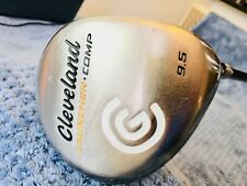 Cleveland Launcher COMP 9.5 Driver, Stiff Flex Graphite Shaft