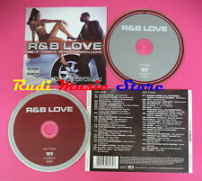 CD r&b love 42 of today's sexiest urban licks Compilation no mc dvd vhs(C37)