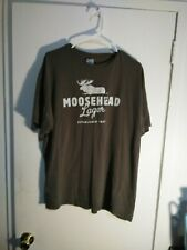 Moosehead Logger T-shirt Green Extra Large