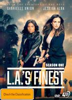 L.A.'s Finest: Season One [New DVD] Australia - Import, NTSC Region 0