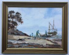 Doug Killing Morning Fishing Botany Bay 2001