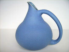 Keramik Krug Vase Ernst Loesche Diessen Germany pottery Craquele-Glasur vintage