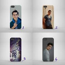 Dylan O 'Brien Teen Wolf Stiles duro caso cubierta teléfono para IPHONE SAMSUNG HUAWEI