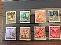 AUSTRIA 1940 - Exhibition NEVER FORGET - COMPLETE SET - MINT/NH