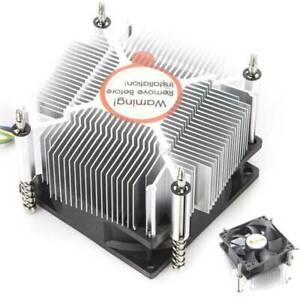 12V DC 120mm X 25mm Brushless 2 Pin Cooling Fan Heatsink Marine PC CPU Low-Noise