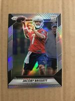 2016 JACOBY BRISSETT PANINI PRIZM SILVER REFRACTOR ROOKIE RC COLTS #292