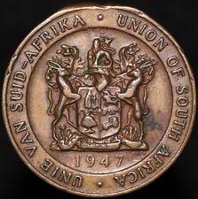 More details for 1947   south africa 'royal visit' medal   medals   km coins