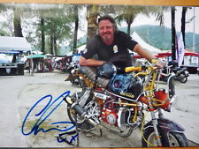 Charlie Boorman Hand Signed 12 x 8 Photograph (2)