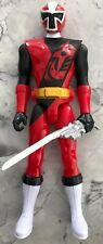 Power Rangers Super Megaforce Red Ranger 12 inch Action Figure