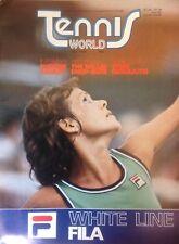 Revues de sport sur tennis