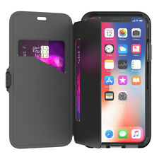 tech21 Evo Wallet Case for iPhone X / XS - Black