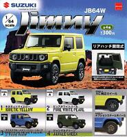 1/64 SUZUKI Jimny Collection JB64W BEAM Capsule Toy Complete Set  NEW