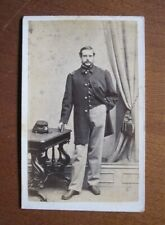 CDV - 2nd Lt. of Artillery in Sack Coat