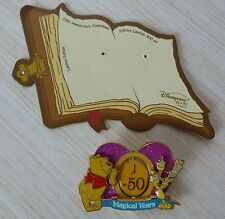 GROS PIN'S DLRP DISNEYLAND RESORT PARIS 15 ANS WINNIE J - 50 EL 900 EX