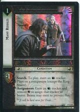 Lord Of The Rings CCG Foil Card TTT 4.U159 Many Riddles