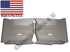 1963 1964 1965 BUICK RIVIERA  REAR FLOOR PANS NEW PAIR! FREE SHIPPING