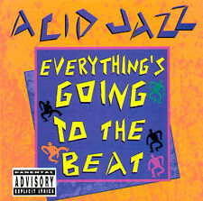NEW - ACID JAZZ EVERYTHINGS GOING TO THE BE by Various