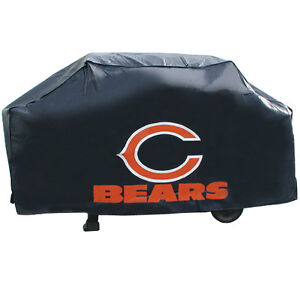 Chicago Bears BBQ Grill Cover Deluxe