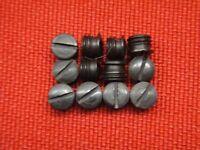 8 x 40 Positive Stop Screws - 12 Filler Screws for Rifle Scope Holes