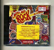 I Miti del Rock n.64 # JACK BRUCE - POWERHOUSE # Fabbri 1993 # CD Rock