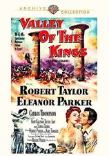 VALLEY OF THE KINGS (1954 Robert Taylor)  Region Free DVD -  Sealed