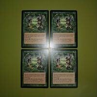 Birchlore Rangers x4 Onslaught 4x Playset Magic the Gathering MTG