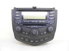 HONDA ACCORD MK7 RADIO CAR AUDIO AUTORADIO 39175SEAE120M1 39050SEFE130M1