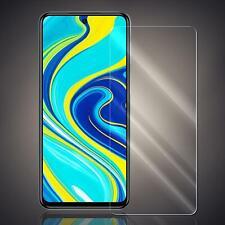 Panzer Folie Xiaomi Redmi Note 9S Echt Glas Displayschutz Folie Schutz Glasfolie
