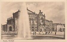 Postkarte - Dresden / Staatsoper (Semperoper)