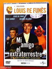 MI AMIGO EL EXTRATERRESTRE / La Soupe aux choux - Louis de Funes - Precintada