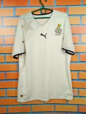 Ghana Jersey 2010 2011 Home L Shirt Puma Football Soccer