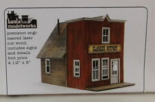 "On3 On30 O BANTA CRAFTSMAN "" CLARKE'S OUTPOST STORE "" KIT UNSTARTED"