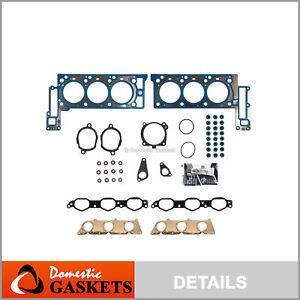 Head Gasket Set Fits 05-13 Mercedes E350 C350 R350 ML350 3.5L DOHC