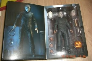 Michael Myers Halloween 2 Ultimate Actionfigur 18 cm NECA in Fenster-Box NEU