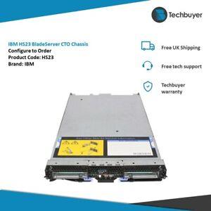 IBM HS23 V2 BladeServer CTO Chassis - HS23