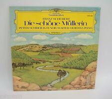 Peter Schreier - Schubert: Die Schöne Müllerin   DGG 1972   LP: Near Mint