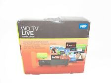 Western Digital WD TV LIVE Media Player WDBHG70000NBK-HESN ~ Brand NEW