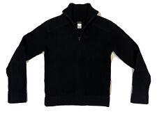 Triple Aught Design Mens Medium 100% Merino Wool Zip Sweater Jacket