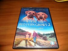 Where the Red Fern Grows - Part 2 The Homecoming (DVD 2003 Full Frame)  Used