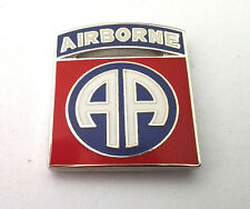 82ND AIRBORNE  Military Veteran US ARMY Hat Pin 14674 HO