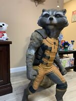 ROCKET RACCOON * 1:1 FULL-LIFE-SIZE STATUE FIGURE