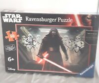 RAVENSBUGER STAR WARS THE FOCE AWAKENS 80 PIECE JIGSAW PUZZLE  NEW