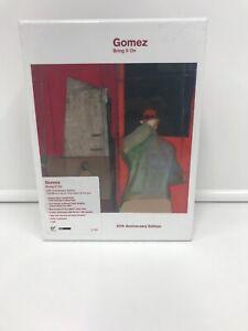 Gomez - Bring It On - 20th Anniversary Edition Super Deluxe Edition - 4 CD