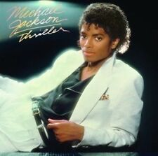 MICHAEL JACKSON - THRILLER - LP FACTORY SEALED 2016 REISSUE 180G VINYL GATEFOLD