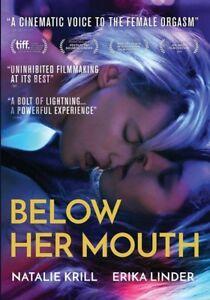 Below Her Mouth (Lesbian Theme) Region 4 DVD New