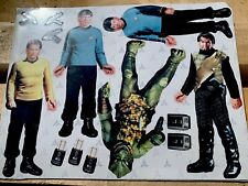 Star Trek Mix 'n' Match Adventure Playset Magnetic Fun 1997 583