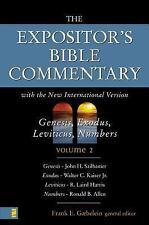 The Expositor's Bible Commentary with New International Version: Genesis, Exodus