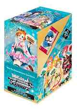 English Weiss Schwarz Love Live! DX Vol. 2 Booster Box 20ct NEW SEALED!!