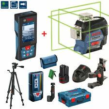BOSCH Linienlaser GLL 3-80 CG Set Laser-Empfänger LR7  Stativ BT150  GLM 120 C